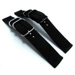Argentina LNCDIS Moda Lienzo 20mm Reloj de pulsera Correa de reloj accesorios Hebilla de deporte pulsera Deployment Broche W supplier wrist watch accessories Suministro