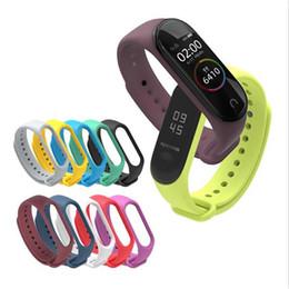 2019 reemplazar reloj M3 Impermeable Smart Watch Pulsera reemplazar correa Blanco Negro Azul Rosa Verde Rojo Gris Silicon Sport Smart Watch Correa rebajas reemplazar reloj
