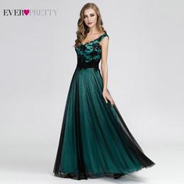 2019 cor do vestido verde esmeralda Vestidos de dama de honra cor verde de contraste esmeralda Longo sempre Vestidos de dama de honra cor verde linda sem mangas V-Neck cor do vestido verde esmeralda barato