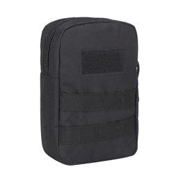 Canada Portable En Plein Air Chasse Sacs Tactique Gilet Poche Accessoire Outil Taille Sac Molle Utility Pack Médical Militaire # 350726 Offre