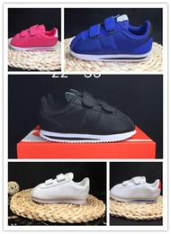 best service a60bb fe396 nike cortez 2019 Chaussures Sneaker pour enfants, sport, course à pied,  filles, baskets, enfants, garçons respirants, chaussures européennes 22-35  peu ...