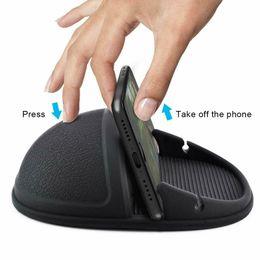 Универсальный приборной панели автомобиля коврик держатель Настольный держатель для GPS мобильного телефона от