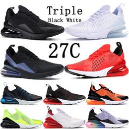 Sapatos de corrida para mulheres cinza on-line-Qualidade superior 270OG Regency Roxo Triplo Preto Branco Tênis de Corrida Dos Homens das Mulheres Ser Verdadeiro Líquido De Metal Óleo Cinza Oceano Bliss Volt Sapatilha Sapatilhas