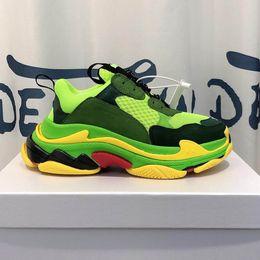 2019 популярные мужские дизайнеры Роскошные парижские дизайнерские туфли унисекс популярная обувь Мода Повседневная Мужская женщина многоцветная персонализированная обувь Размер 35-45 Модель GCZX031702 дешево популярные мужские дизайнеры