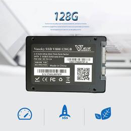 Vaseky 128G Dahili Katı Hal Sürücüsü 2.5 '' SSD SATA3 Sabit Disk Dizüstü 500 Mb / sn nereden dizüstü bilgisayarlar için dahili sabit diskler tedarikçiler