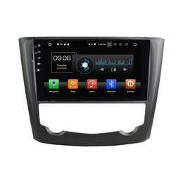 """Argentina 1024 * 600 4GB + 64GB Octa Core 1 din 9 """"Android 8.0 Coche DVD Radio Estéreo GPS para Renault Kadjar 2015 2016 WIFI Bluetooth USB Espejo de enlace Suministro"""