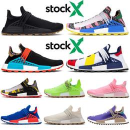Acheter Adidas Nmd Human Race Nerd Blue Heart Mind Chaussure De Course Pharrell Williams Pour Homme, Pour Homme, Pour Solar Pack Holi Chaussure