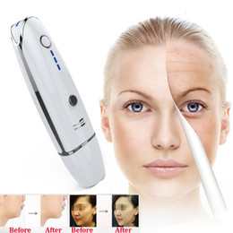 Ультразвуковая кожа против старения онлайн-Теория HIFU SMAS антивозрастной подтяжка лица RF против морщин уход за кожей спа-салон мини-ультразвуковая машина домашнего использования