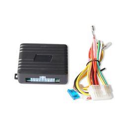 sistemas de alarma de gas Rebajas Módulo Sistema de la ventana de coche de alimentación del rodillo de alarma más cercano Kit Sistema de seguridad 4 puertas del coche cerrar ventana de cristal automática levantador automático