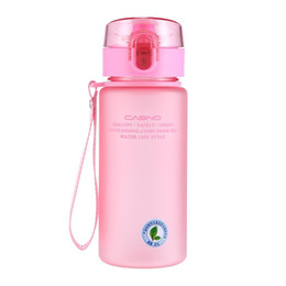 Deutschland 400 ml 560 ml BPA Frei Auslaufsicher Sport Wasserflasche Hohe Qualität Tour Wandern Tragbare Flaschen Für Outdoor-Sport Versorgung