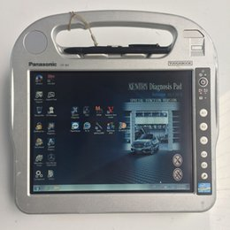 2019 starten von scan-tools MB Star C5 SD Connect Compact 5-Diagnosetool mit Star-Diagnosesoftware HDD 05/2019, neueste Version des Laptops cf-h2