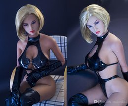 melhores bonecas sexuais femininas de silicone Desconto Melhor qualidade médica TPE real corpo inteiro entidade realista silicone corpo feminino boneca sexual para homens masturbador masculino boneca do amor