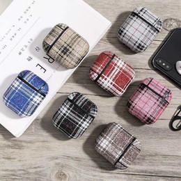 2019 caso di borsa bling Custodia per auricolare in pelle per iPhone Cover per cuffie Bluetooth wireless bling bling Air Pods Custodia protettiva AirPod caso di borsa bling economici