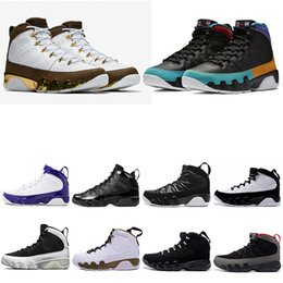 big sale 73b4b 18ed6 nike jordan 9 9s Männer Basketball-Schuhe 9 IX Dream It Do It Sneakers  Trainer OG Space Jam sportlich Sport Mann Designer Schuhe Größe 7-13 men  nike jordan ...