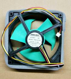 2019 ventilatore di raffreddamento di nmb Nuovo originale NMB FBA12J12V DC12V 0.35A 12cm per ventola di raffreddamento del frigorifero ventilatore di raffreddamento di nmb economici