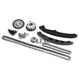 Catena del tensionatore online-9Pcs TENDICATENA Regolatore Unità Kit per VW AUDI SKODA SEDE 1.6 1.4 TSI