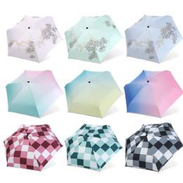 547035d7d4181 Mini Sun Umbrella Rain Women Parasol Windproof Compact Folding Pocket  Umbrella Men Light Female Summer Plegable Paraguas