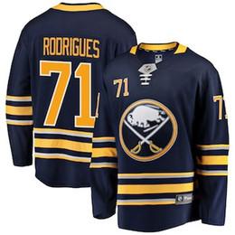 2019 Jason Pominville NHL Hockey Jerseys Rasmus Dahlin Winter Classic  Custom Authentic ice hockey jersey All Stitched Branded blank baby kid b739640f5