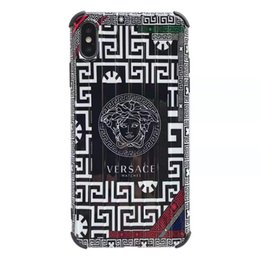 Designer phone case para iphone xx / xs XS XSMAX 7 P / 8 P 7/8 6 P / 6 SP 6/6 S Marca Vers @ ce Caso de Volta Caso Moda Capa Tpu Protetora Atacado supplier ce iphone de Fornecedores de ce iphone