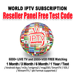 tvs usa Coupons - IPTV Subscription with 6000+Channels abonnement IPTV Europe French USA CA UK Germany Italy iptv For M3U Mag Android tv box Smart TV