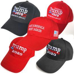 Trump 2020 Caps Donald Trump Cap Républicain Ajuster Casquette de baseball Patriots Hat Trump Pour President Sports Hat 4 Styls K372 ? partir de fabricateur