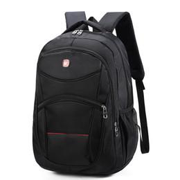 Deutschland 2018 Herren Business Rucksack Computer Tasche tragbar lässig Oxford Stoff verdicken Notebook Rucksack cheap denim spandex fabric Versorgung