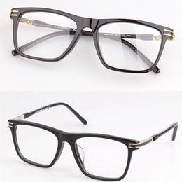 quadros ópticos coloridos atacado Desconto MB Marca Homens Moldura de Óculos Ópticos MB0710 Mulheres Armações de Óculos para Homens de Prata de Ouro Tartaruga Miopia Óculos Óculos com Caso Original