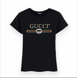 951e7c2bf4 new Summer Brand T Shirt For Women Tops Luxury Designer Shirts Lady Summer Beach  Clothing Short Sleeve Tees Vacation Casual Tshirt cheap beach vacation ...