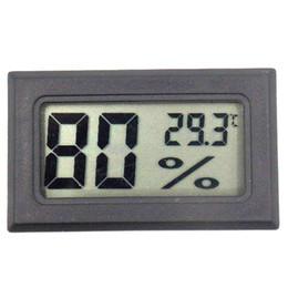 FY-11 Mini LCD Numérique Environnement DIY Thermomètre Hygromètre Intégré Température et Humidité Compteur dans la Chambre Drop Shipping ? partir de fabricateur