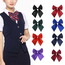 nudos de pajarita Rebajas Corbatas de lazo de moda para las mujeres Pajaritas de las señoras de las muchachas Estilo de moda Arco Nudo Corbata Corbata Fiesta ocasional Banquete Lazo NUEVO