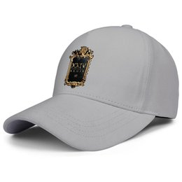 magic red balls Promo Codes - Bruno Mars 24k Magic gold Logo grey mens and women trucker cap ball cool fitted sports hats
