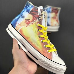 2020 zapatos de figura de moda 1970 Covase Nezha zapatos de lona diseñador de moda china mitológico Figuras de los deportes casual zapatos mujer de los hombres zapatillas de deporte des Chaussures Zapatos rebajas zapatos de figura de moda