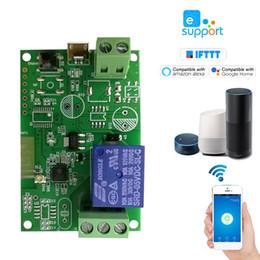 Control remoto del interruptor remoto 5V / 12V / 220V APP voz para Alexa Google Inicio Nido WiFi interruptor del módulo de relé inalámbrico desde fabricantes