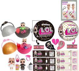 2019 унисекс детские одеяла вязание крючком Мяч игрушки 10см лучшие друзья кукла макияж Hairgoals и побрякушки игрушки лучшие подарки для детей игрушки куклы