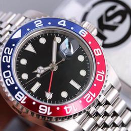 2019 relojes mujer amarilla impermeable KS Mechanical Watch40mm reloj de lujo antirreflectante lupa con ventana de calendario 2836, 3135 relojes mecánicos automáticos para hombre relojes