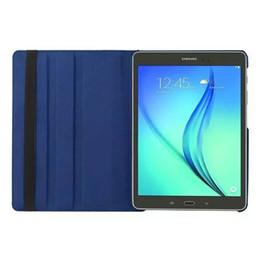 Girante della copertura 360 PU custodia in pelle per Samsung Galaxy Tab 10.1 Un 2016 T580 T585 Tablet Smart Case basamento + Pen da arancione blu astuto mini ipad fornitori
