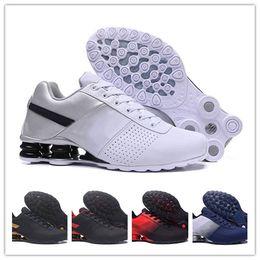 best service 80e0d da0c6 2019 shoes shox nike air max New Original Shox Livrer Zapatillas Hombre  Deportiva Chaussures Hommes Shox