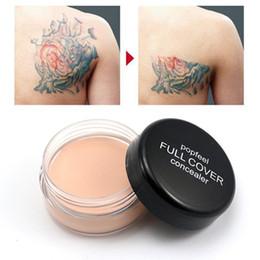 2020 maquiagem de contorno Ocultar Blemish Full Cover Corretivo Creme MakeUp Rosto Lip Eye Foundation Maquiagem Contouring Corretivo Maquiagem Make up desconto maquiagem de contorno