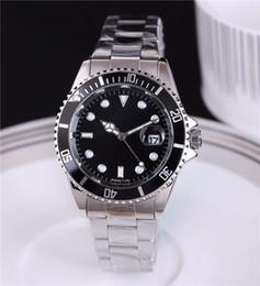 Ременные часы онлайн-2019 Автоматическая дата роскошная мода мужчины и женщины стальной пояс движение кварцевые часы мужские часы.