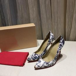 05e35b65287ac3 2019 frauen schwarze heeled schuhe Luxus Womens 10
