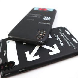 Парный телефон онлайн-Чехол для телефона Funda iPhone x max xr 6 6s милый мультфильм письмо пара мягкий TPU для coque iPhone 7 8 Plus X XR XS Max крышка