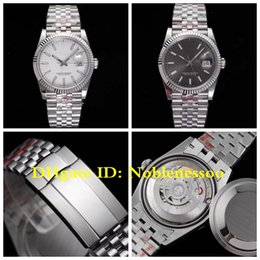 orologi uomini automatico svizzero Sconti 2020 New Style Swiss Cal.3235 Movimento 17 Color Mens DateJust 36mm 126234 Giubileo Band V3 904L GMF GM Factory Guarda gli orologi automatici da uomo