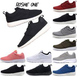 Argentina Nike Roshe run Tanjun london 1.0 3.0 Zapatillas de deporte deportivas para mujer Zapatillas de deporte para hombre Calzado para mujer negro olímpico transpirable supplier womens running shoes for sale Suministro