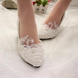 2019 серебряный закрытый носок для новобрачных Новый стиль жемчуг белое кружево женщины свадебные туфли на высоких каблуках дамы вечерние свадебные туфли остроконечные пальцы размер EU34-40