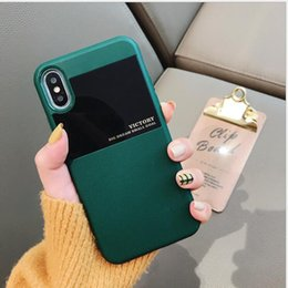 Iphone pour le commerce en Ligne-Nouveau Creative Foreign Trade iPhone 7 Apple x Shell Mobilephone Shell en cuir imperméable Applicable à la vente en gros d'iPhone XR Shell de protection