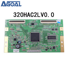 Lógica de tv on-line-LA32A550P1R Logic 320HAC2LV0.0 Para LTF320HA03 Tela Para LED TV Controller T-con Tcon Conversor de Controle