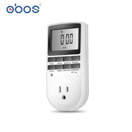 Temporizador digital electrónica de sensores FR BR enchufe de la UE temporizador de cocina toma de 230 V 50 HZ 7 Día 12/24 horas programable sincronización Socket desde fabricantes