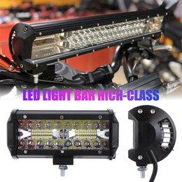 led-lkw-arbeitsleuchten Rabatt New 400W 7 '' Auto-LED Arbeits-helle Stab-Punkt-Flut Beams Combo für die Offroad-SUV LKW-Auto-Scheinwerfer-Lampe