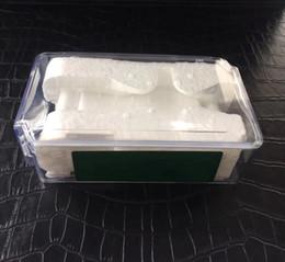 2019 kundenspezifische kunststoffkisten Luxury New Style Brand Benutzerdefinierte Version Kunststoffbox für Rolex Uhrenboxen Geschenke Wirtschaftlich Nizza günstig kundenspezifische kunststoffkisten