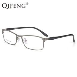 b53bcec7ff4 korean eyeglasses 2019 - QIFENG Spectacle Frame Eyeglasses Men Korean Computer  Optical Myopia Eye Glasses Frame